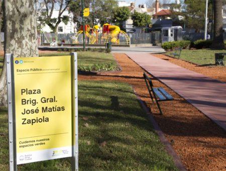 Plaza Zapiola